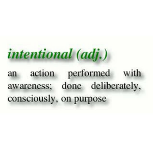 What's Your Leadership Intent?