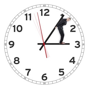 The Squeeze Of Time!